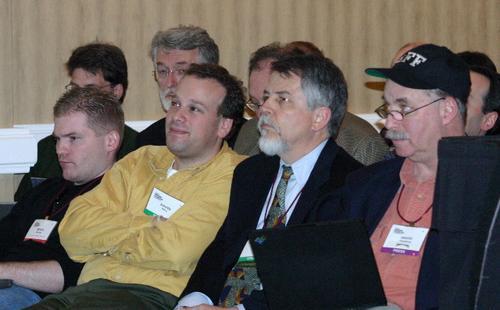 Kevin, David, Doc and David