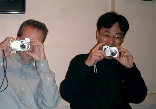 Joe Gregorio and Don Park